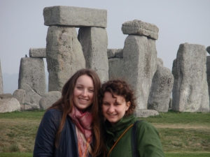 March 2012. Ruthless and Toremeister take on Stonehenge.