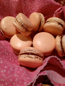 My first attempt at macarons.