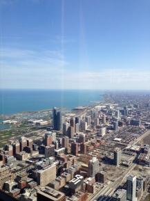 Views from Willis Tower