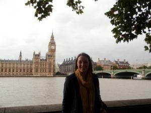 London: Week 1, September 2011
