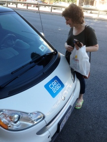 Smart Car adventures!